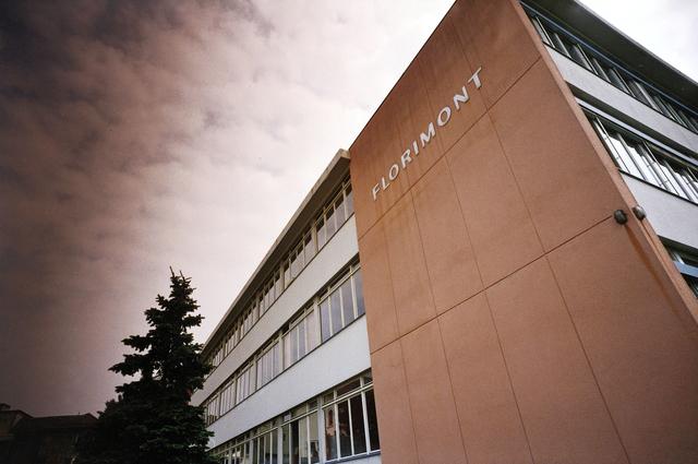 Séance d'information à l'Institut Florimont