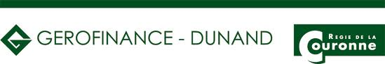 Sénace d'information chez Gerofinance Dunand